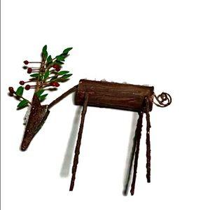 *6 for $30* Reindeer Christmas decor/ornament